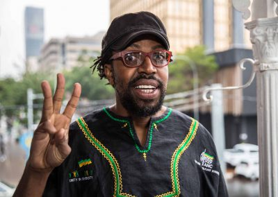 Wonderboy for President – 'n Satiriese draaksteek met die president, Malema en sommer 'n spul politiekery